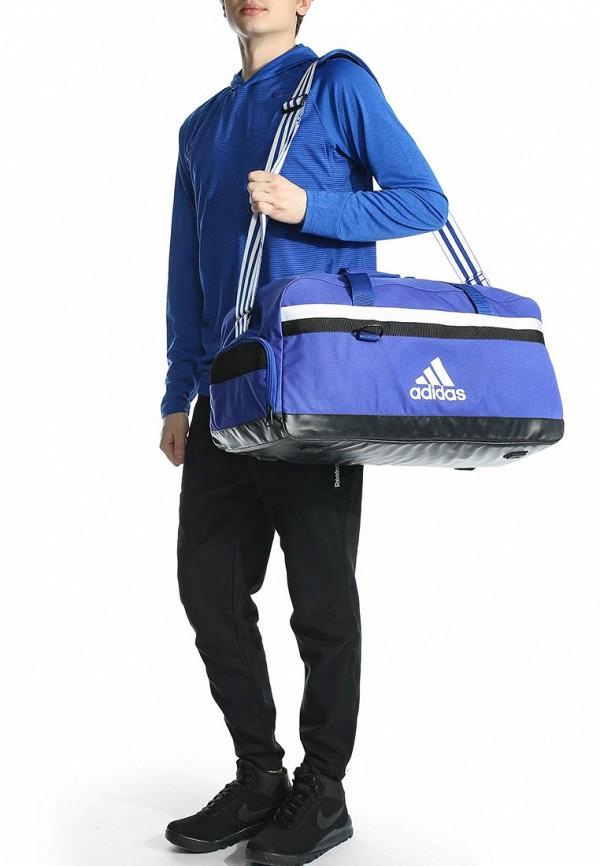Большая сумка Adidas Performance (Адидас Перфоманс) S30250: изображение 4