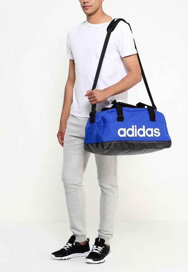 Спортивная сумка Adidas Performance (Адидас Перфоманс) S30244: изображение 1