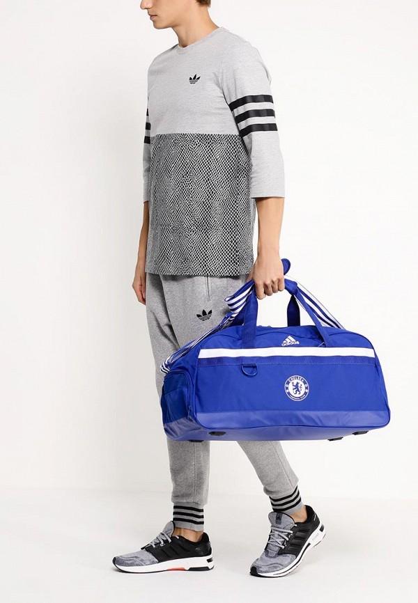 Спортивная сумка Adidas Performance (Адидас Перфоманс) A98719: изображение 4
