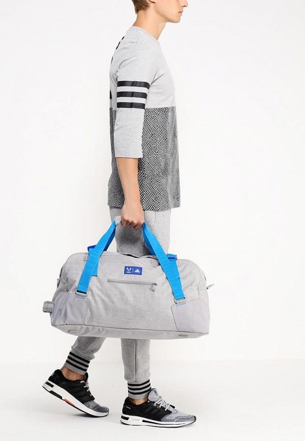 Спортивная сумка Adidas Performance (Адидас Перфоманс) AA2975: изображение 4