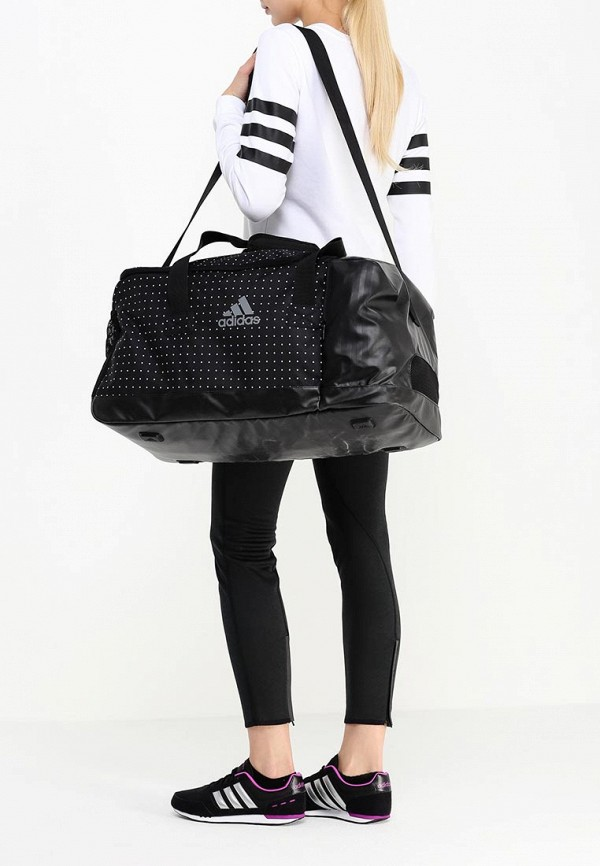 Спортивная сумка Adidas Performance (Адидас Перфоманс) AK0012: изображение 4