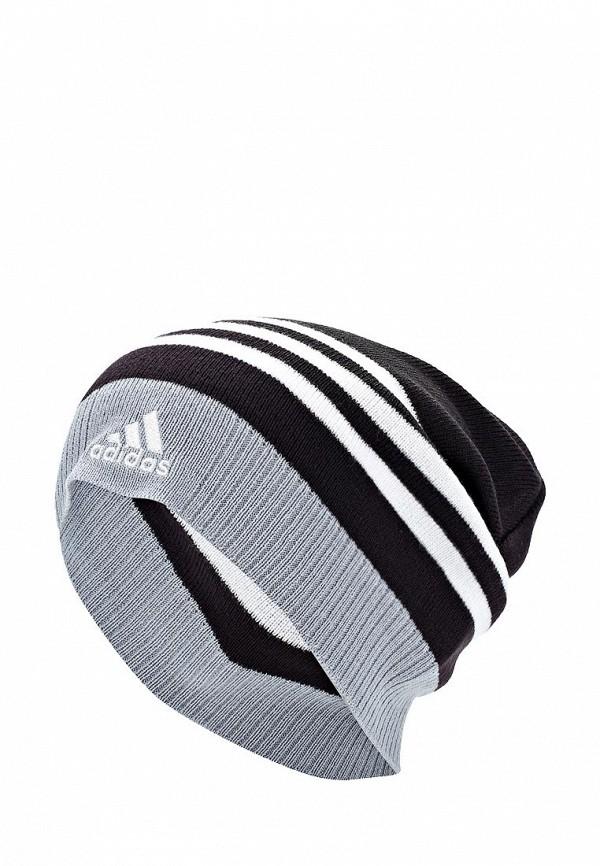 Шапка Adidas Performance (Адидас Перфоманс) D85067: изображение 1