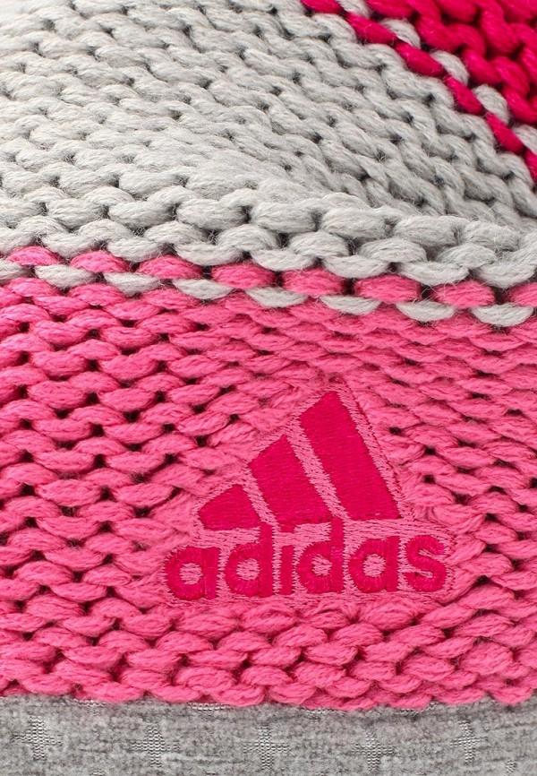 Шапка Adidas Performance (Адидас Перфоманс) M34618: изображение 3