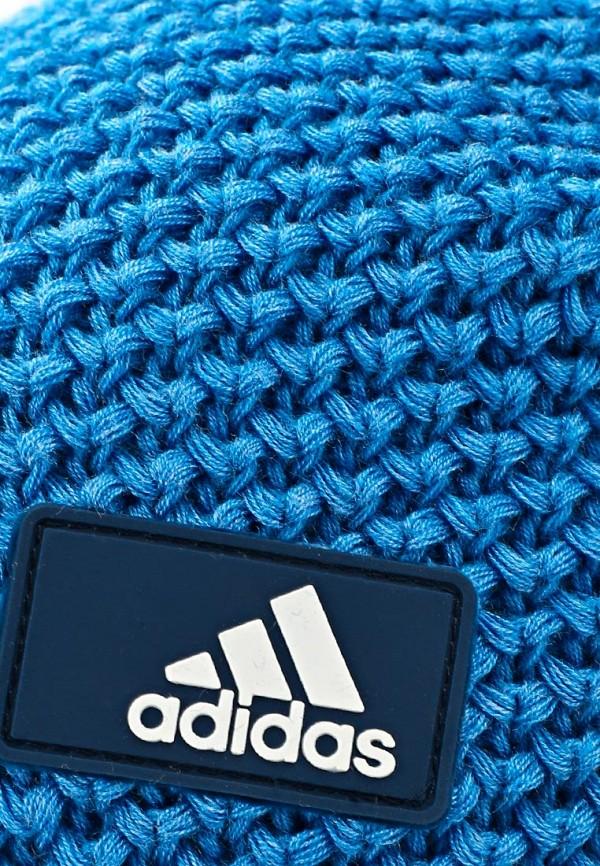Шапка Adidas Performance (Адидас Перфоманс) M66827: изображение 3