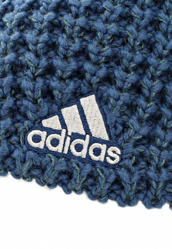 Шапка Adidas Performance (Адидас Перфоманс) M66839: изображение 3
