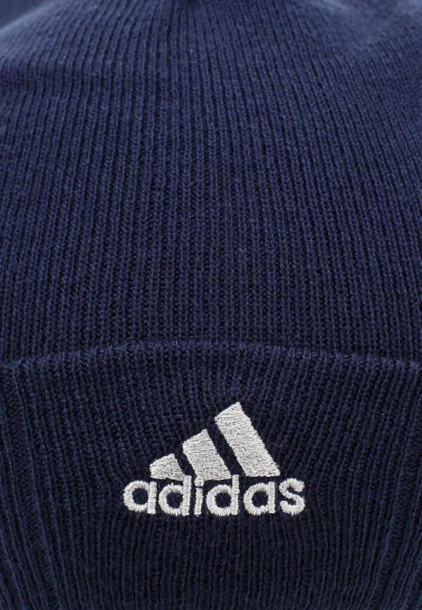 Шапка Adidas Performance (Адидас Перфоманс) W57499: изображение 5