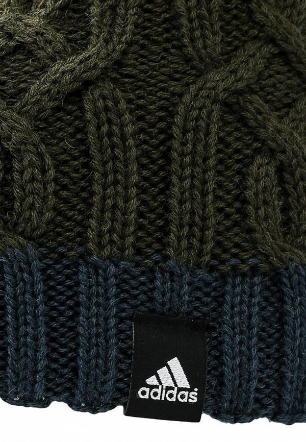 Шапка Adidas Performance (Адидас Перфоманс) A98341: изображение 4