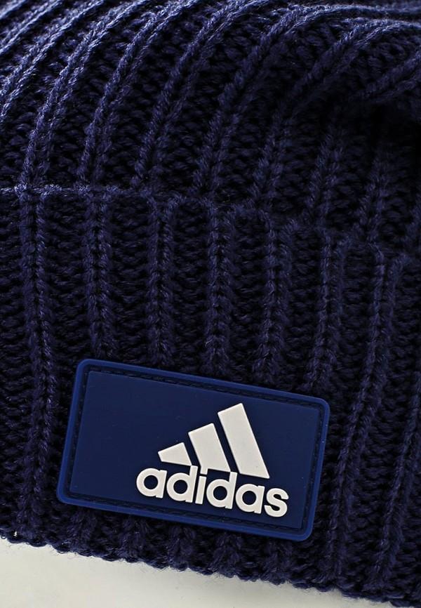 Шапка Adidas Performance (Адидас Перфоманс) AB0436: изображение 4