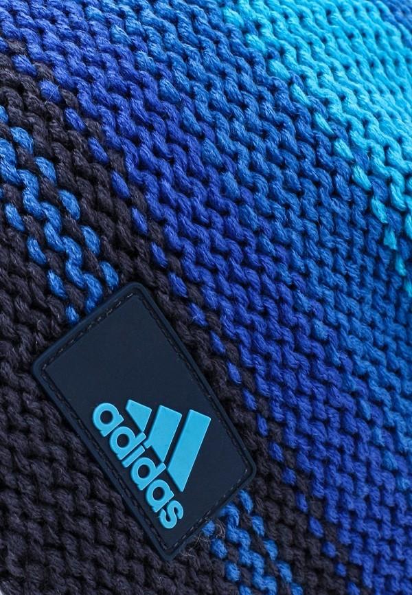 Шапка Adidas Performance (Адидас Перфоманс) AB0447: изображение 4