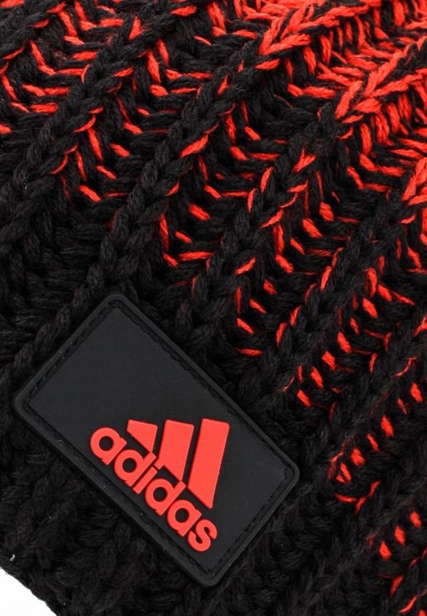 Шапка Adidas Performance (Адидас Перфоманс) AB0448: изображение 4