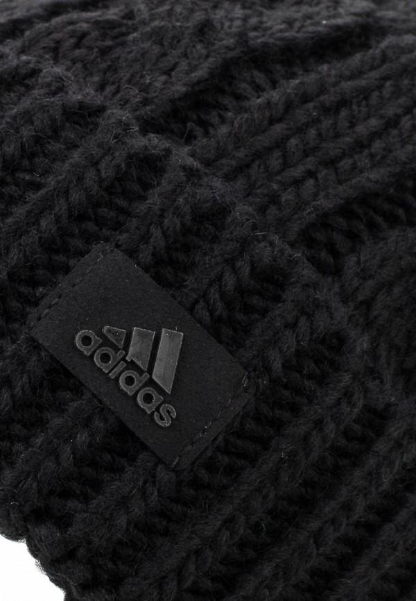 Шапка Adidas Performance (Адидас Перфоманс) AB0489: изображение 4