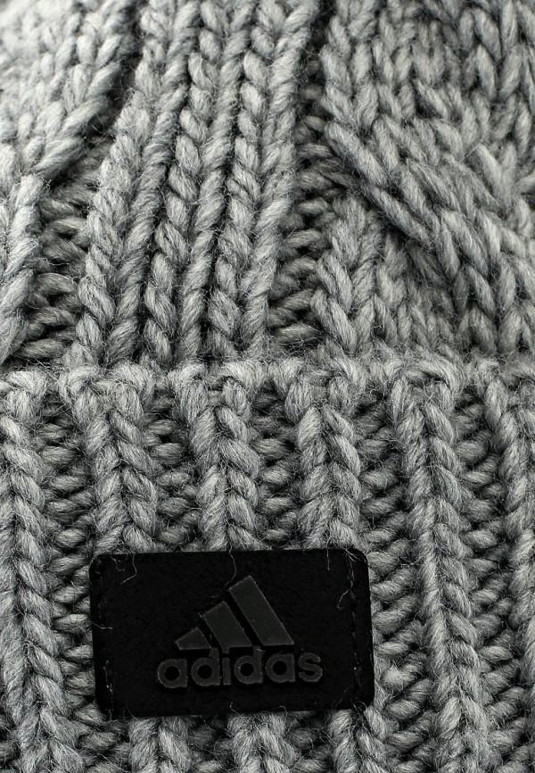 Шапка Adidas Performance (Адидас Перфоманс) AB0490: изображение 4