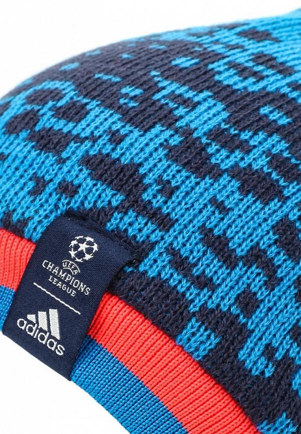 Шапка Adidas Performance (Адидас Перфоманс) AC0692: изображение 4