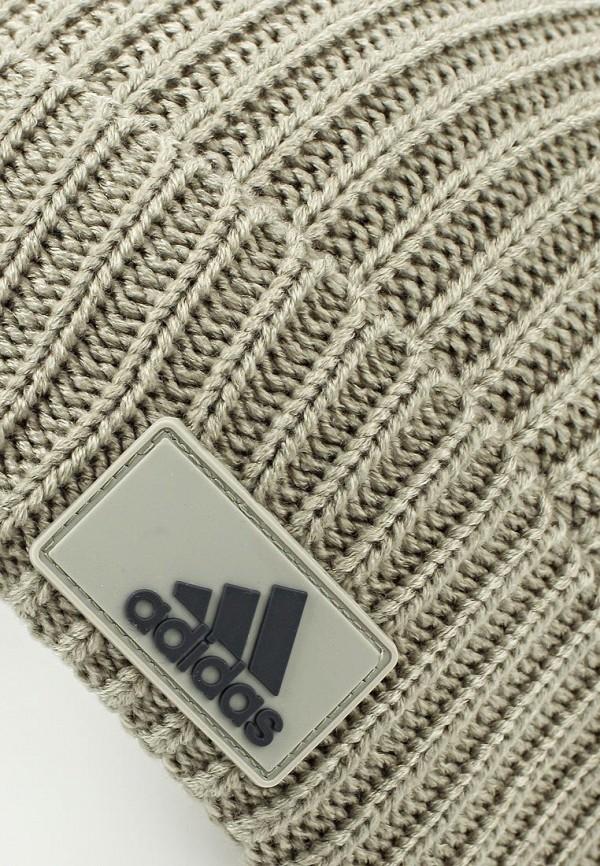 Шапка Adidas Performance (Адидас Перфоманс) AC1962: изображение 4
