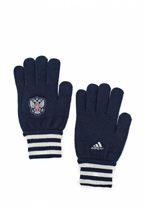 Мужские перчатки Adidas Performance (Адидас Перфоманс) D84341: изображение 1