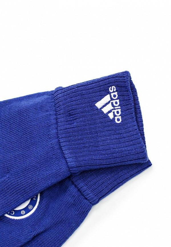 Женские перчатки Adidas Performance (Адидас Перфоманс) A98715: изображение 2