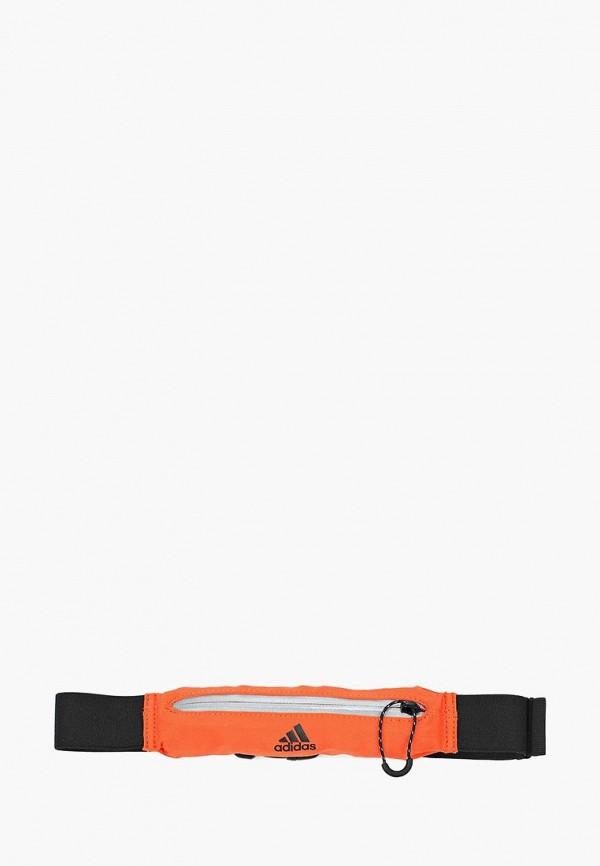 Купить Пояс для бега adidas, adidas AD094DUQML78, черный, Весна-лето 2017