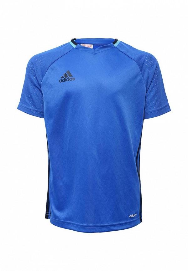 Футболка с коротким рукавом Adidas Performance (Адидас Перфоманс) AB3063