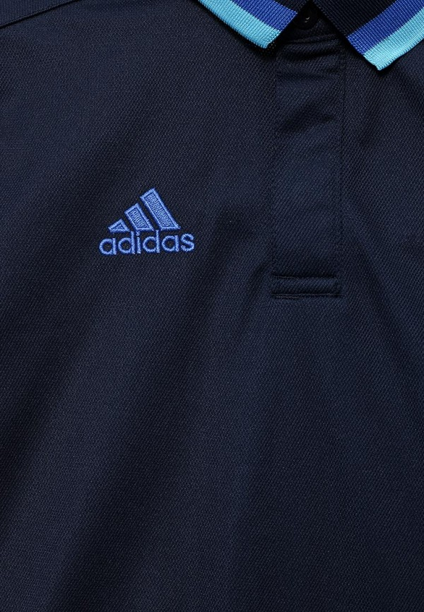 Поло Adidas Performance (Адидас Перфоманс) AB3133: изображение 3