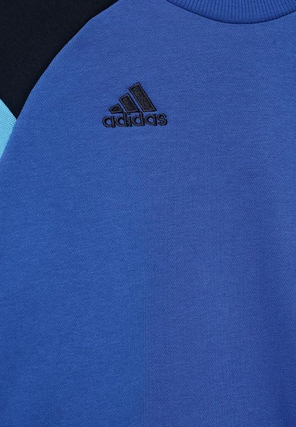 Толстовка Adidas Performance (Адидас Перфоманс) AC4301: изображение 3