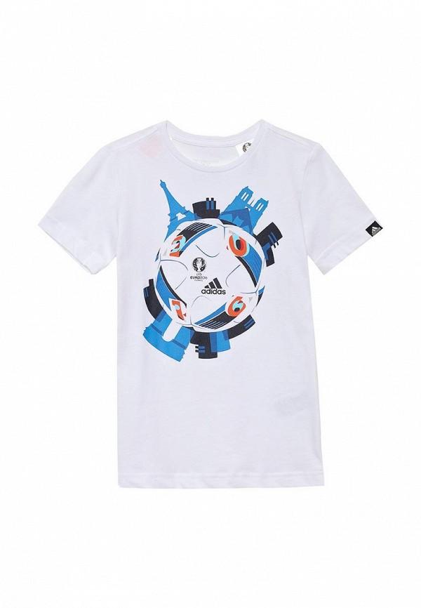 Футболка с коротким рукавом Adidas Performance (Адидас Перфоманс) AI5673: изображение 1