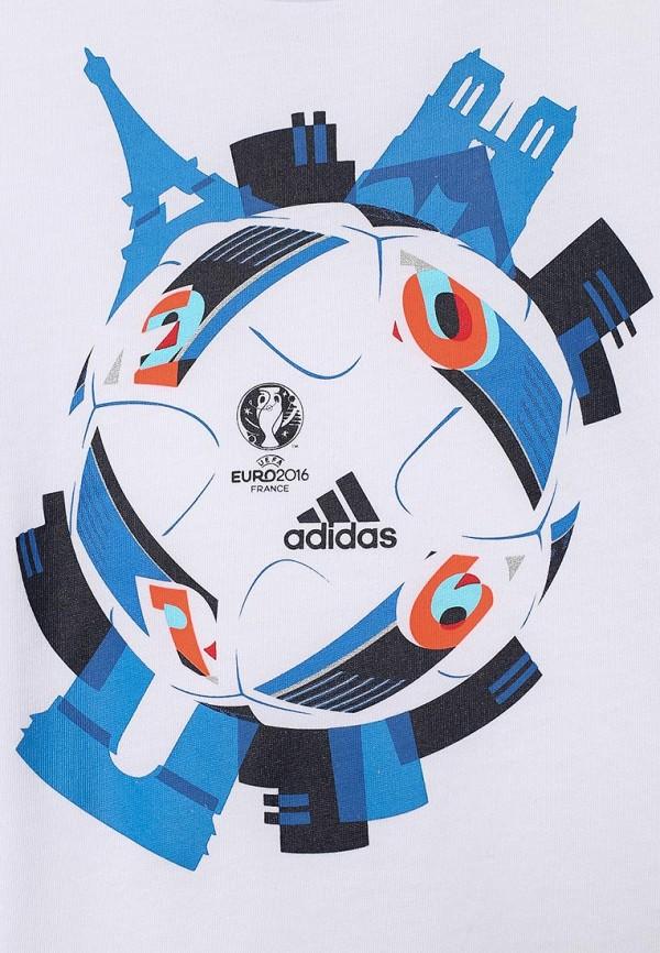 Футболка с коротким рукавом Adidas Performance (Адидас Перфоманс) AI5673: изображение 3