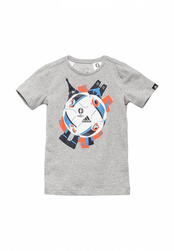 Футболка с коротким рукавом Adidas Performance (Адидас Перфоманс) AI5674: изображение 1
