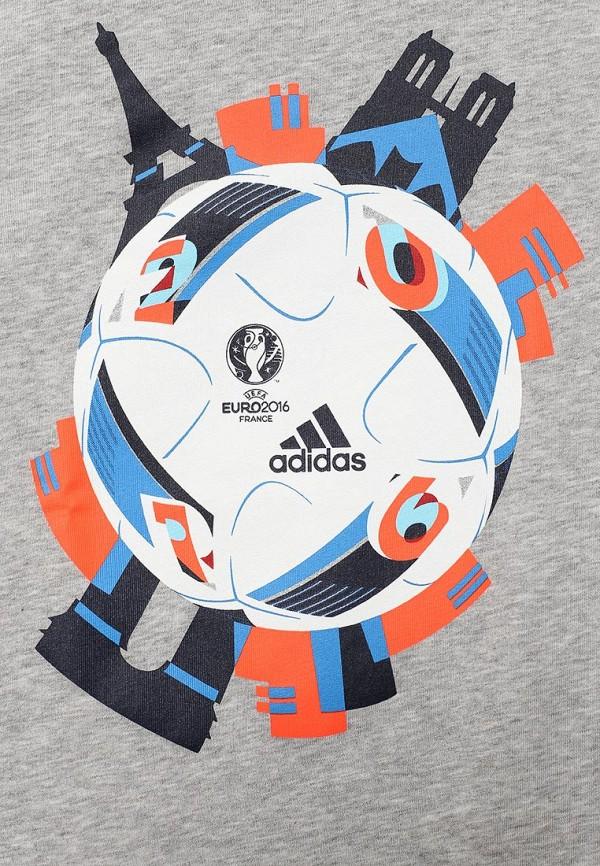 Футболка с коротким рукавом Adidas Performance (Адидас Перфоманс) AI5674: изображение 3