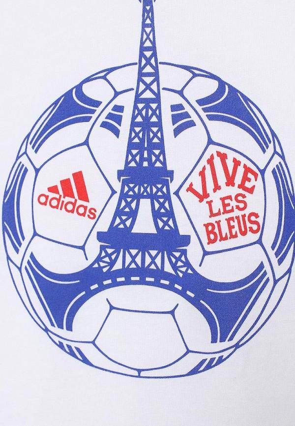 Футболка с коротким рукавом Adidas Performance (Адидас Перфоманс) AI5681: изображение 3