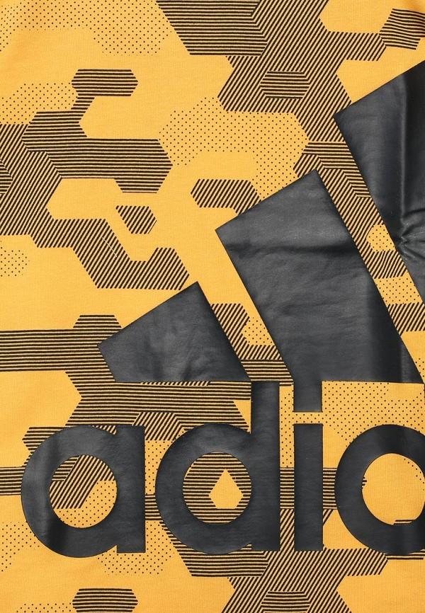 Футболка с коротким рукавом Adidas Performance (Адидас Перфоманс) AJ5612: изображение 3