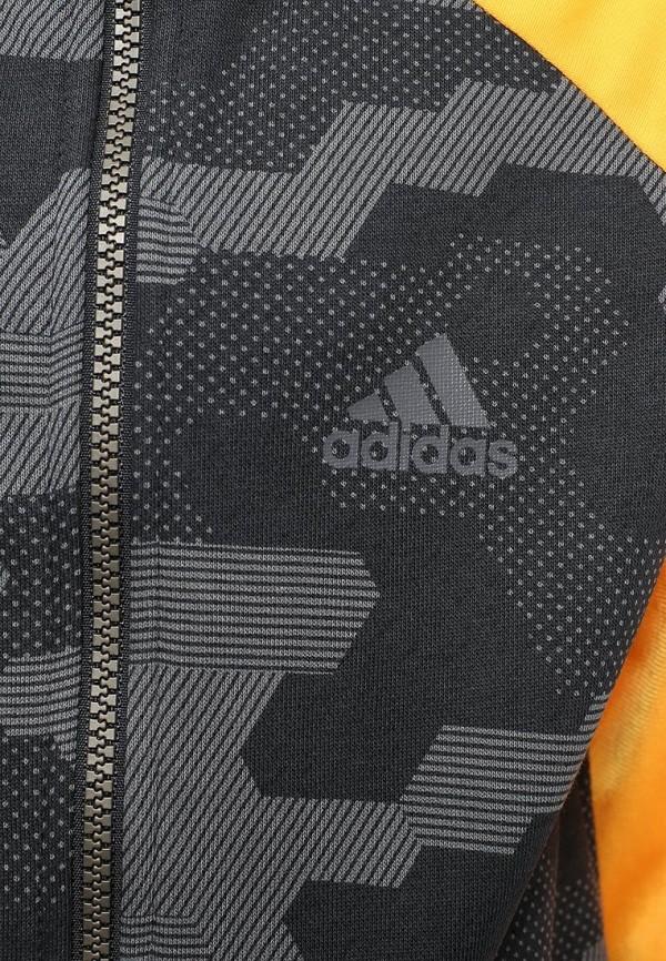Толстовка Adidas Performance (Адидас Перфоманс) AJ5618: изображение 3