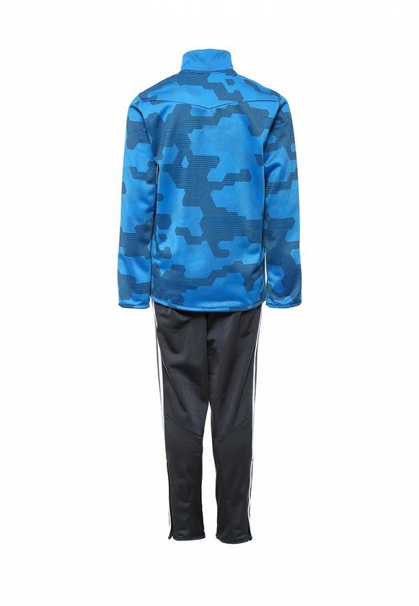 Спортивный костюм Adidas Performance (Адидас Перфоманс) AJ5785: изображение 2