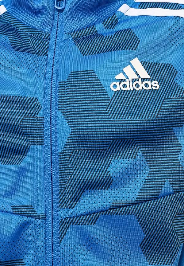 Спортивный костюм Adidas Performance (Адидас Перфоманс) AJ5785: изображение 3