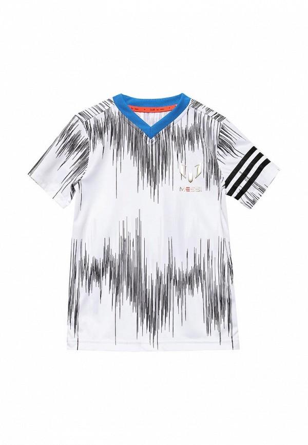 Футболка с коротким рукавом Adidas Performance (Адидас Перфоманс) AJ6167: изображение 1