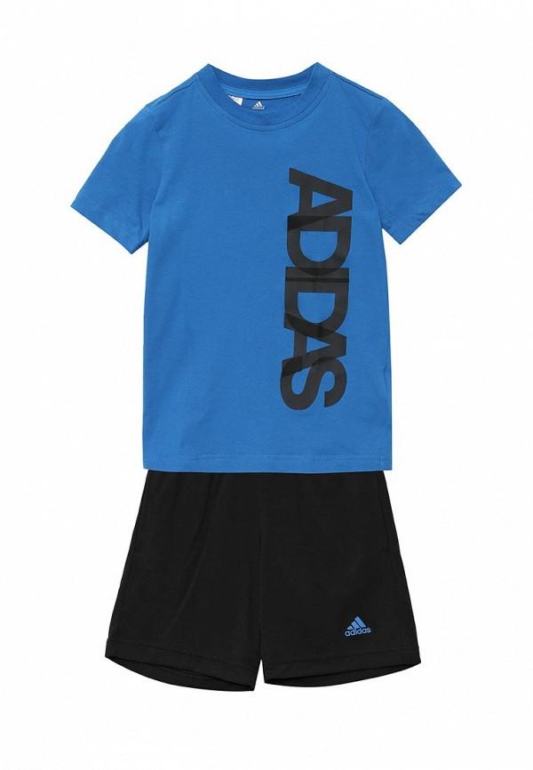 Спортивный костюм Adidas Performance (Адидас Перфоманс) AK2231