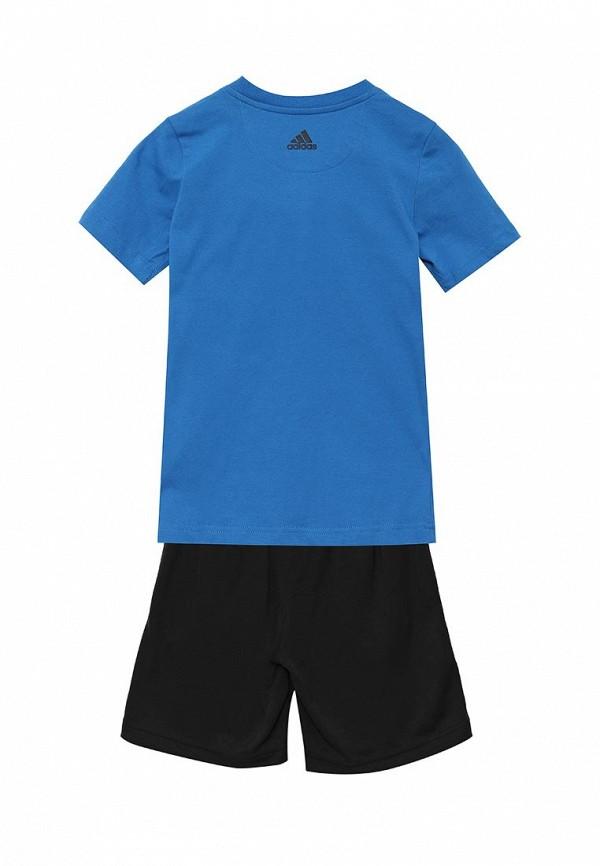 Спортивный костюм Adidas Performance (Адидас Перфоманс) AK2231: изображение 2