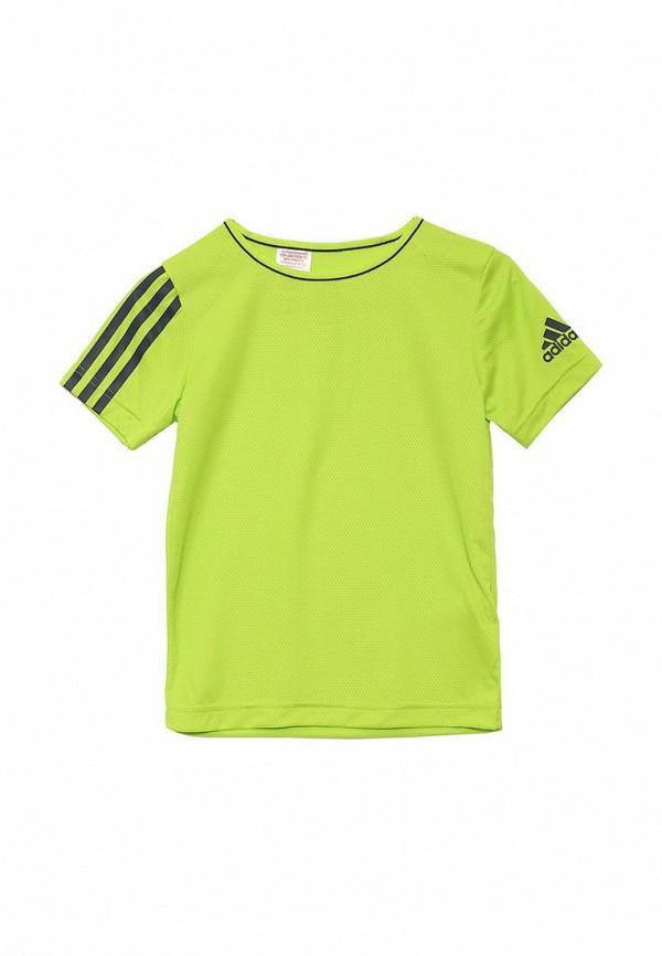Футболка с коротким рукавом Adidas Performance (Адидас Перфоманс) AK2612: изображение 1