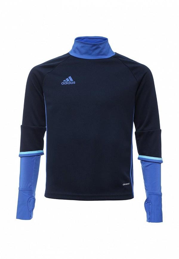 Футболка с длинным рукавом Adidas Performance (Адидас Перфоманс) S93550: изображение 1
