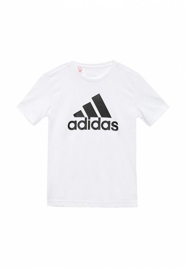 Футболка с коротким рукавом Adidas Performance (Адидас Перфоманс) AB5747