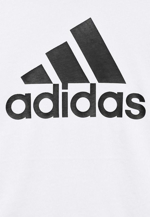 Футболка с коротким рукавом Adidas Performance (Адидас Перфоманс) AB5747: изображение 3
