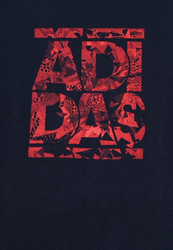 Футболка с коротким рукавом Adidas Performance (Адидас Перфоманс) AY4938: изображение 3