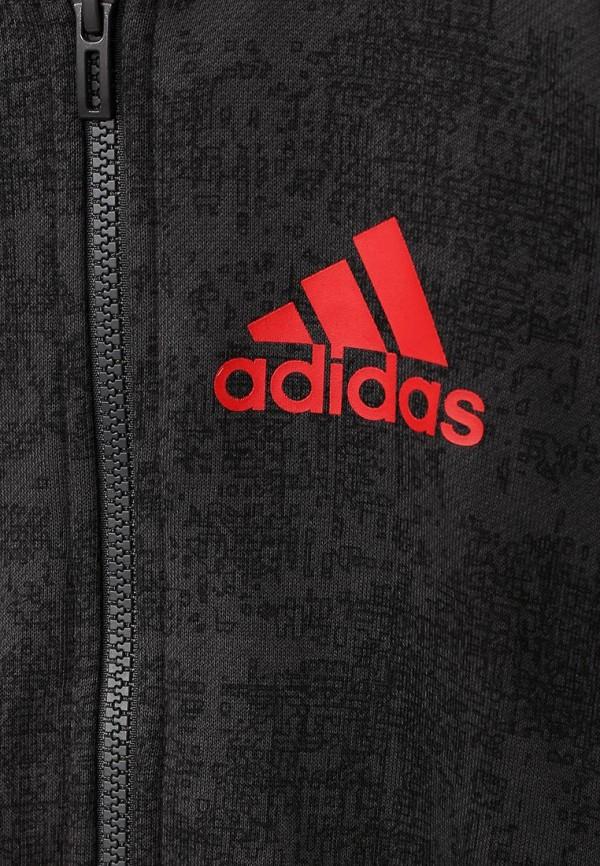 Толстовка Adidas Performance (Адидас Перфоманс) AY8209: изображение 3