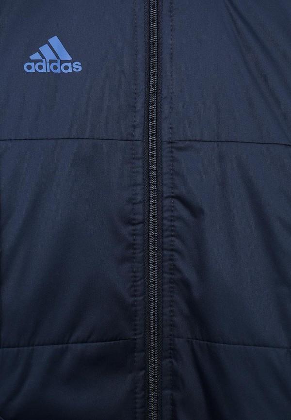 Пуховик Adidas Performance (Адидас Перфоманс) AB3152: изображение 4