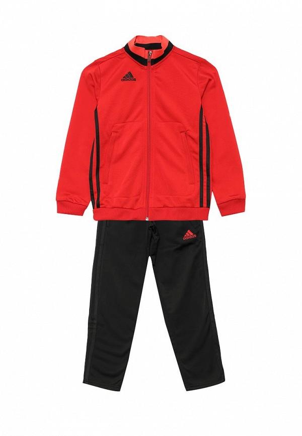 Спортивный костюм Adidas Performance (Адидас Перфоманс) AN9835: изображение 2