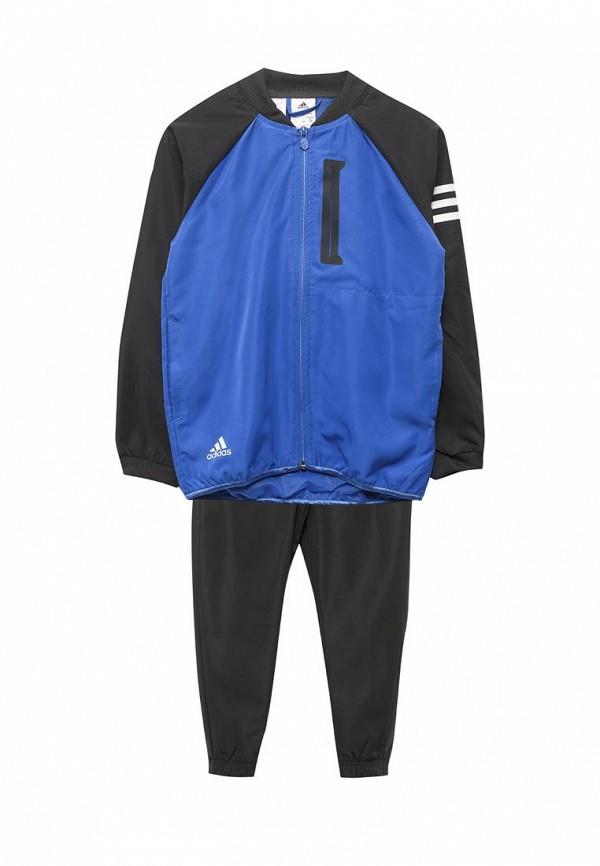 Костюм спортивный adidas adidas AD094EBQHX00 детский костюм озорного клоуна 34