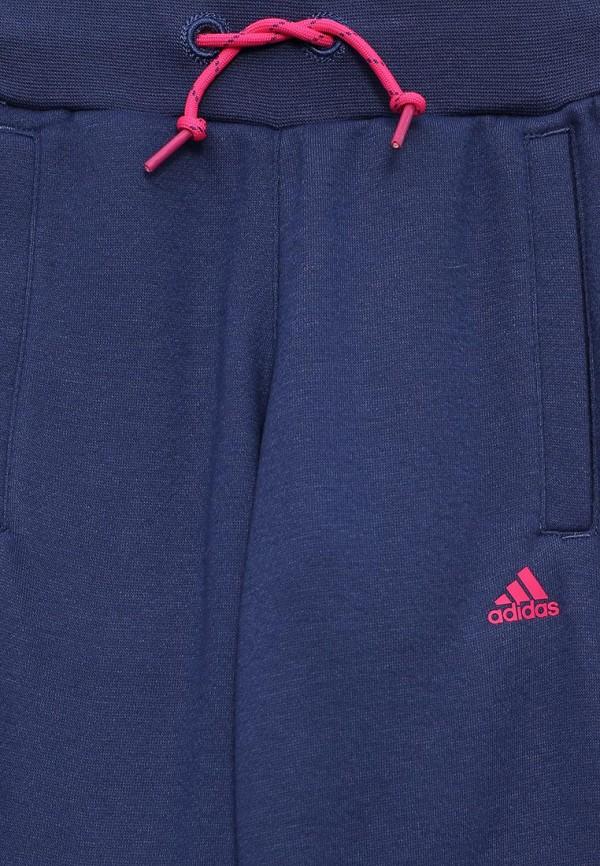 Спортивные брюки Adidas Performance (Адидас Перфоманс) AK2155: изображение 3