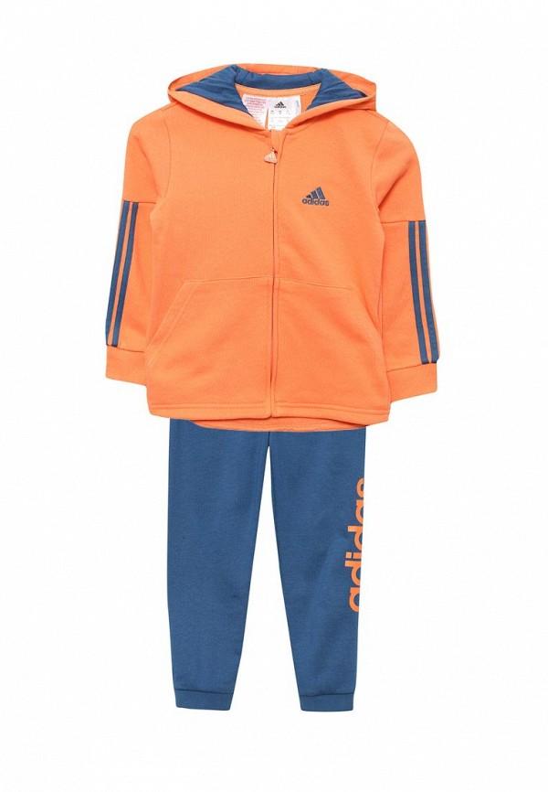 Спортивный костюм Adidas Performance (Адидас Перфоманс) BR1074
