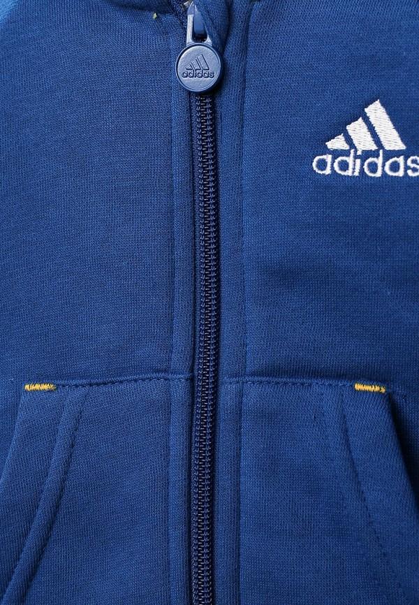 Спортивный костюм Adidas Performance (Адидас Перфоманс) AK2604: изображение 3