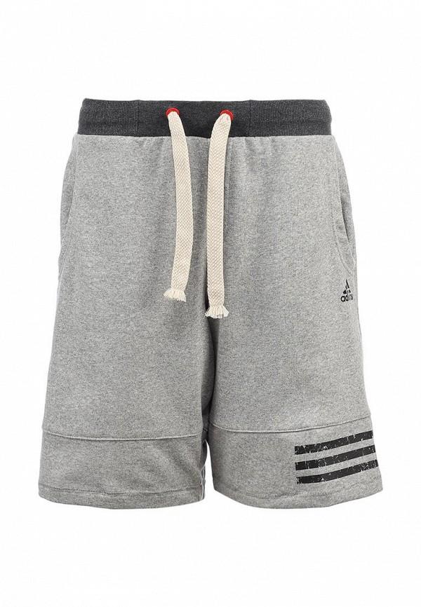 Мужские спортивные шорты Adidas Performance (Адидас Перфоманс) G83271: изображение 1