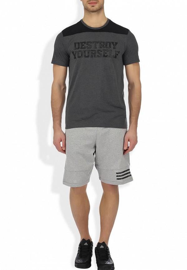 Мужские спортивные шорты Adidas Performance (Адидас Перфоманс) G83271: изображение 6